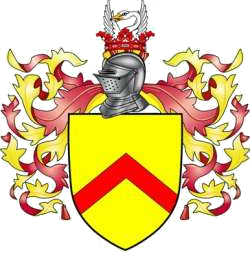 Earl of Stafford Crest